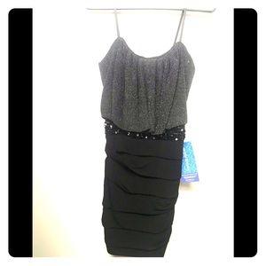 NWT $169 City Studio dress from promgirl.com